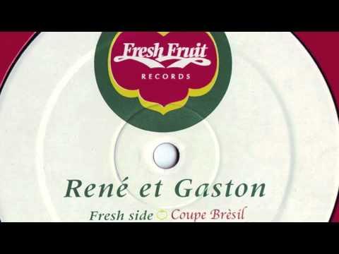 René Et Gaston - Coupe Brésil (LIVE)