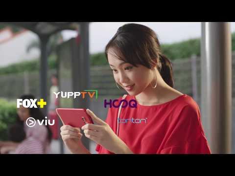 Singtel CAST – Your One-Stop Shop For Entertainment - YouTube