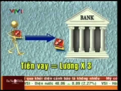 Dịch vụ môi giới vay vốn ngân hàng