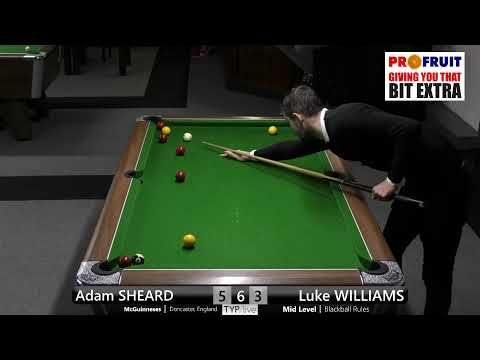 adam-sheard-v-luke-williams-mid-level-comp-race-to-6-8-ball-pool-blackball-pool