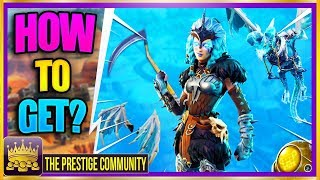 🔥 FREE Rare Reaper/Scythe GLITCH! NEW LEAKED SKINS, PORT-A-FORTRESS & More! (Fortnite Update 5.41