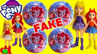 FAKE My Little Pony Surprise Balls