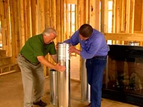 Tech Video: Direct Vent Fireplace Installation - YouTube