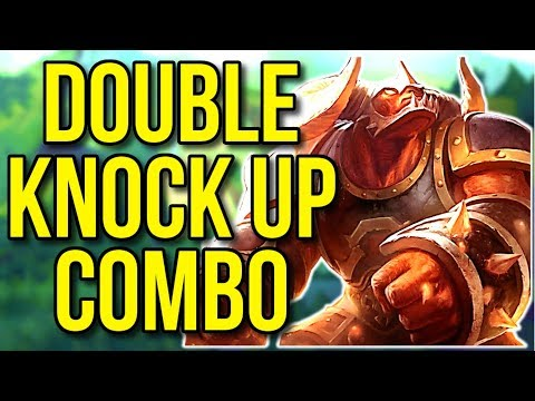 Alistar Double Knock up & Combo Guide | Support School – League of Legends thumbnail