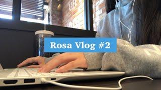 (sub) [Vlog] 일주일 내내 먹기만 하는 일상 …