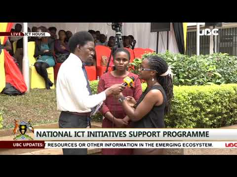 National ICT initiatives support program live broadcast