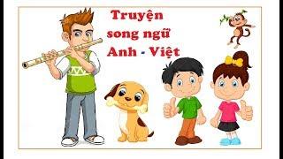 100 Truyện tranh song ngữ Anh Việt hay nhất | English BinTV