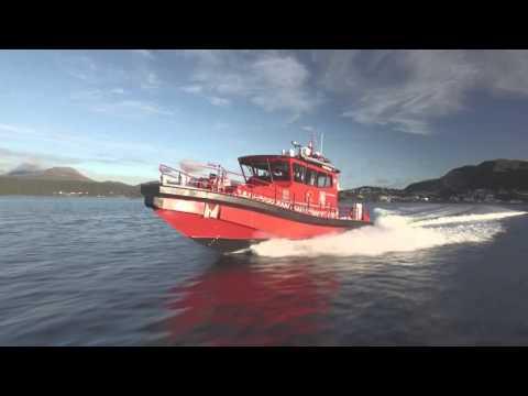 "Maritime Partner - Alusafe 1800 FIFI - ""Sjøbrand"""