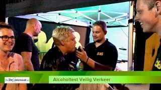 Alcoholtest Veilig Verkeer Nederland tijdens Meerpaaldagen in Dronten