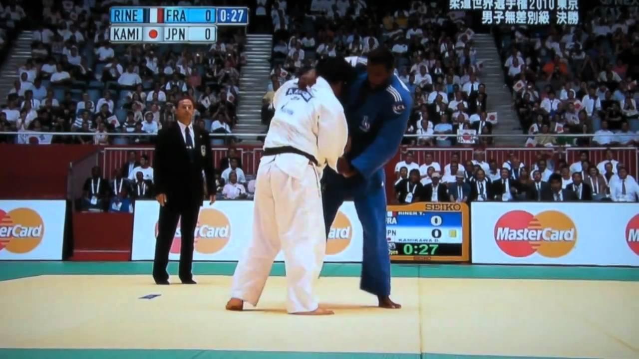 2010年柔道世界選手権 無差別級...
