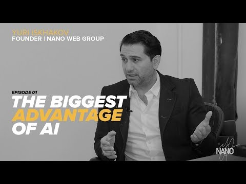 Epi 01: The Biggest Advantage of Ai