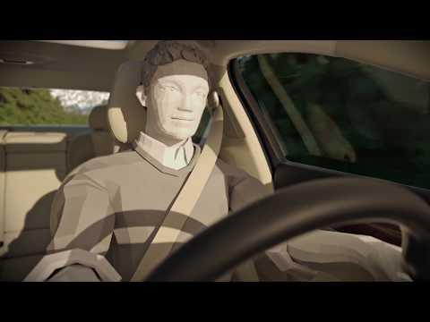 【VOLVO IntelliSafe】City Safety(衝突回避・軽減フルオートブレーキシステム)