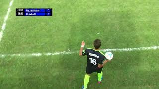 Tiszavasvári - Kisvárda Megye 1. osztály labdarúgás