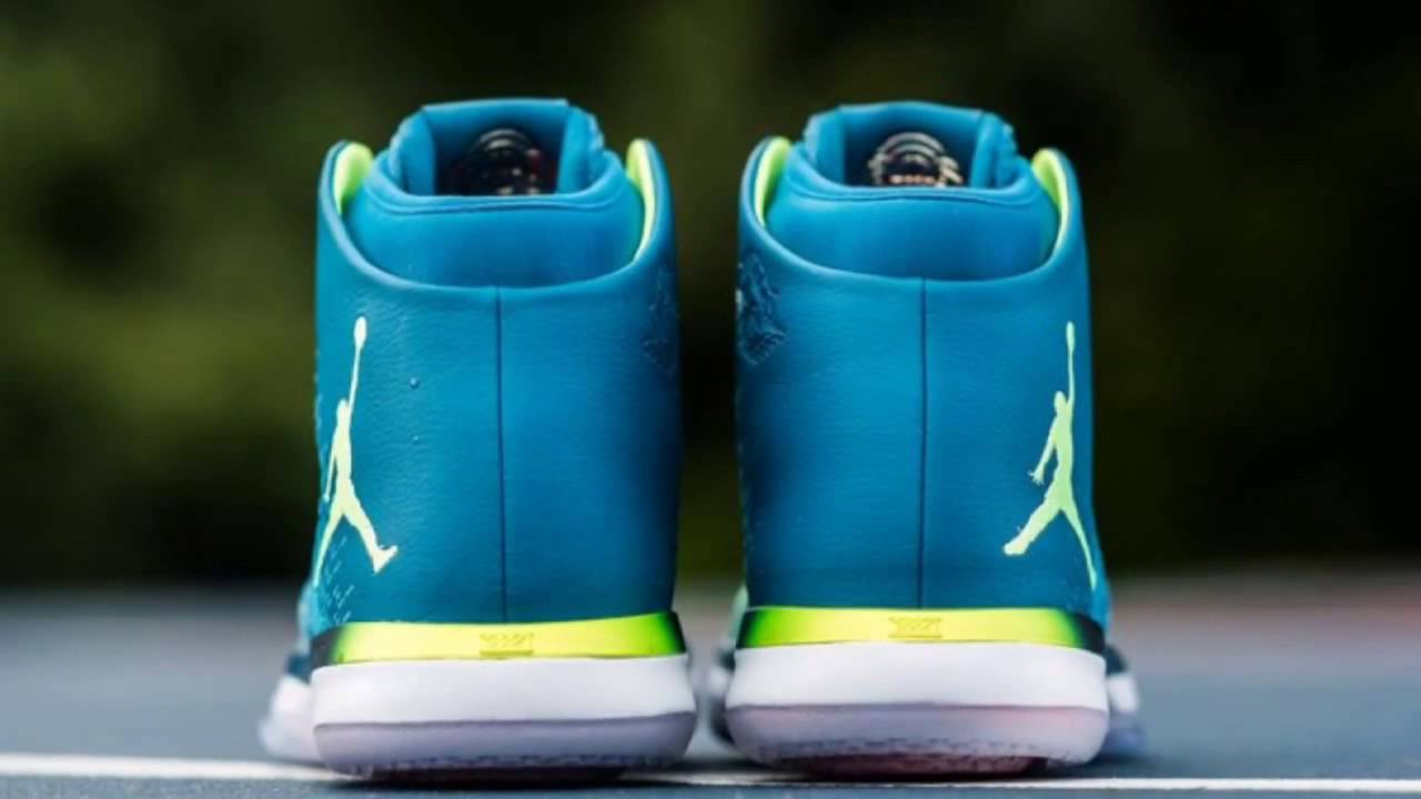 AIR JORDAN XXXI (BRAZIL)   PEACE X9 - YouTube 1fcec92197