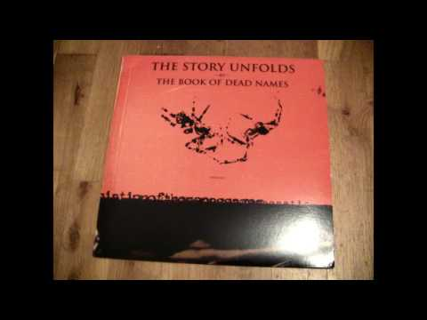 The Book Of Dead Names - The Story Unfolds LP