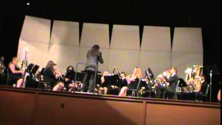 Heritage High School Symphonic Band, Novo Lenio, Samuel Hazo