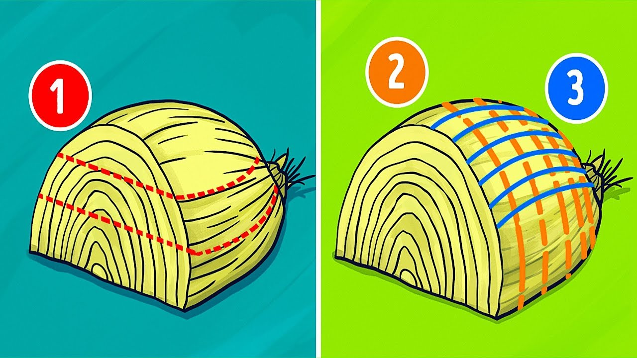28 KITCHEN HACKS THAT WILL SAVE YOUR TIME, MONEY AND HASSLE