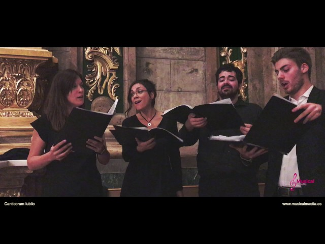 Canticorum Iubilo Haendel Coro Voces Santuario de la Fuensanta Bodas Murcia Musical Mastia