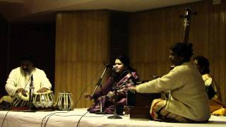 Hindustani Vocal  by Nila Sinha Roy. 1