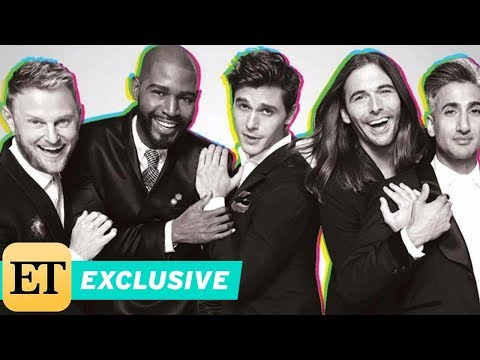 Netflix 'Queer Eye' Cast on Filling the Original Fab Five's Big Shoes Exclusive