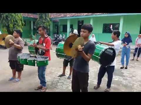 Gambang Suling Drumband Latihan