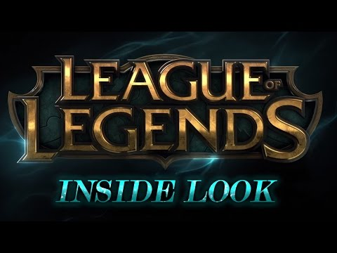 Riot Games - Inside look at chroma skins