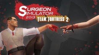 Surgeon Simulator 2013 Gameplay