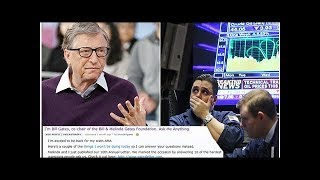 Bill Gates warns another financial crisis 2008 Great Recessioncoming