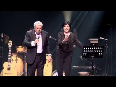 Enrico Macias Live en duo avec Liane Foly @ Montréal