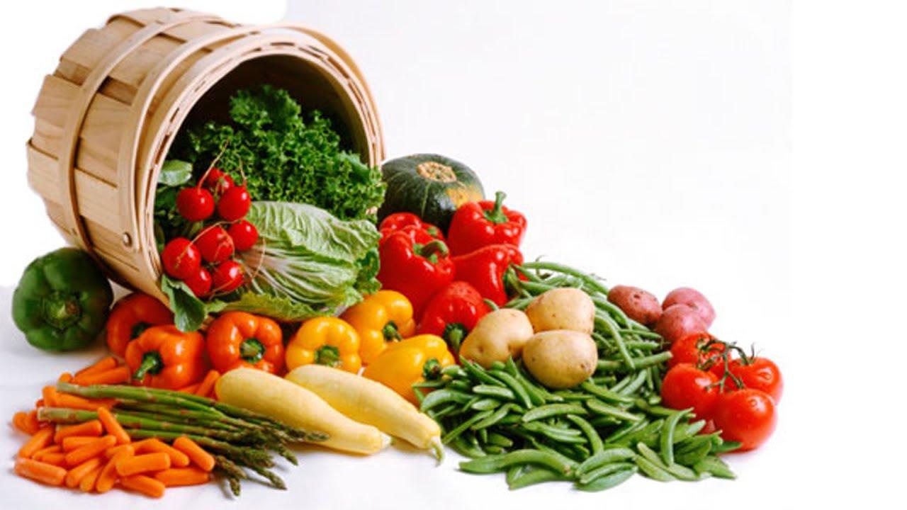 Всё о пользе овощей