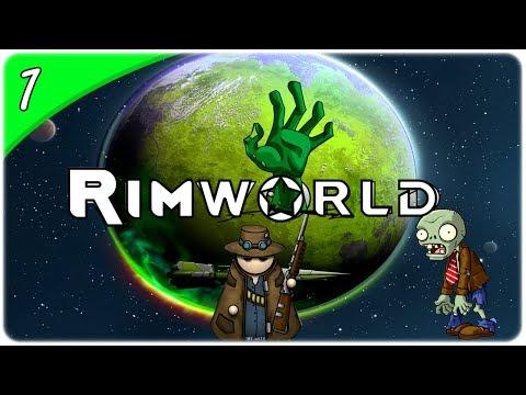 RimWorld Zumbi - O SOBREVIVENTE AO APOCALIPSE ZUMBI! #1 (PT-BR) Alpha 17