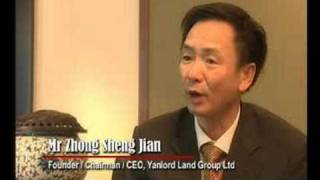 Zhong Sheng Jian on Singapore