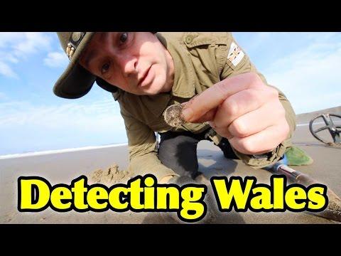 Metal Detecting Welsh Beaches (168)