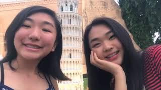 Vlog#1 Mini Siam Pattaya, Thailand