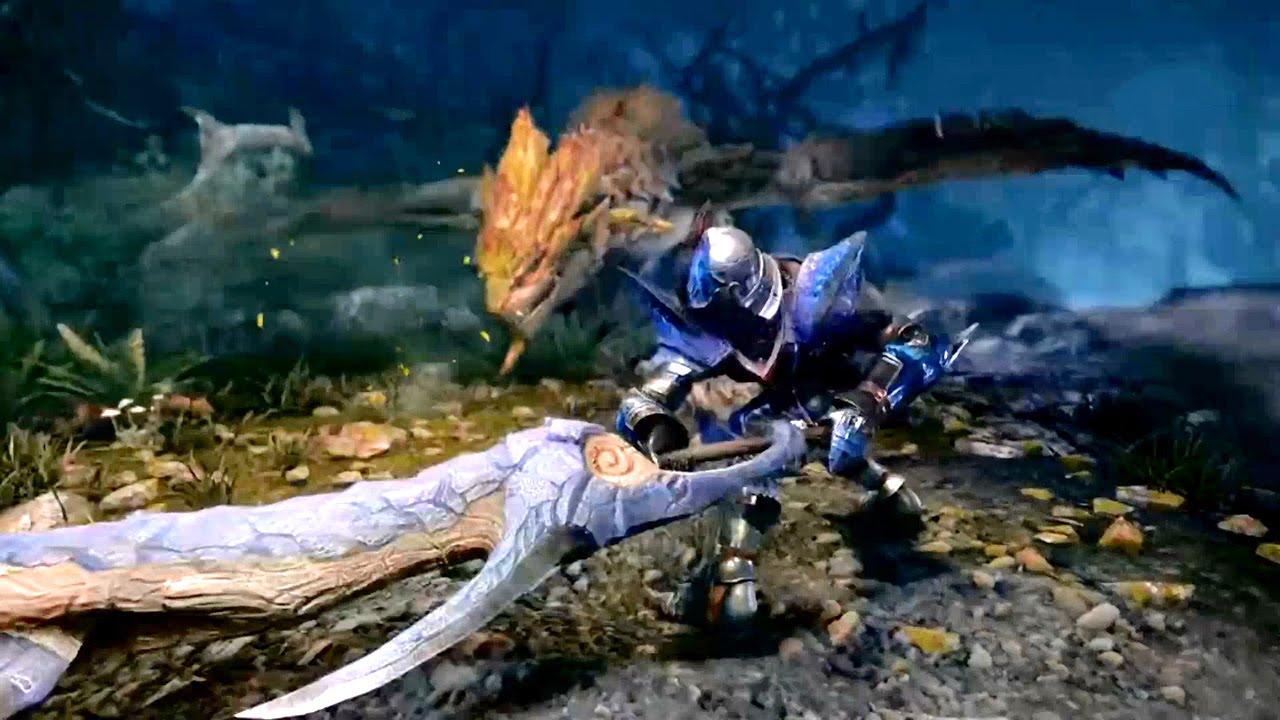 Monster Hunter Online - Official Opening CG Trailer (CBT)