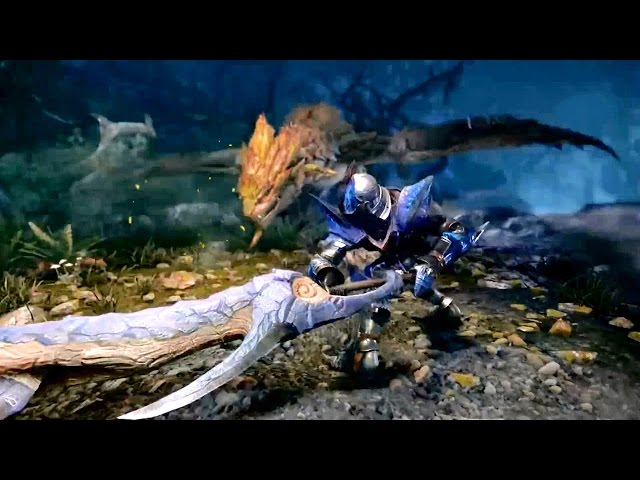 Monster Hunter Online - Official Opening CG Trailer (CBT)