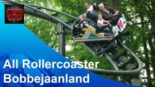 All Rollercoasters Bobbejaanland ( 2013 )