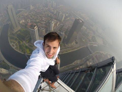 80 Story Tower Climb, 30ft High Falls