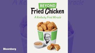 Beyond Meat Testing Fake Chicken at KFC