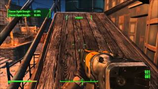 Fallout 4 Track the Courser Radio Frequency