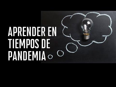Aprender en tiempos de pandemia entrevista sobre el libro Superaprendizaje por neuroinducción Pt2