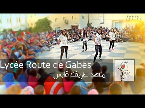 Flash mob Lycée Route de Gabes Medenine (HD)
