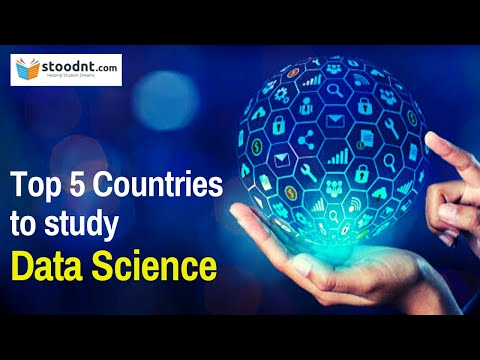Top 5 Countries To Study Data Science, ML, AI & Analytics Abroad | Top Universities, Jobs & Salaries
