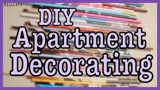 Diy: Decorating An Apartment! | Kitchen