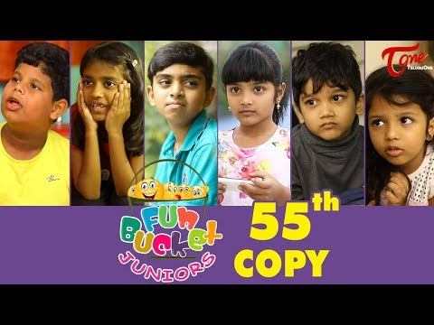 Fun Bucket JUNIORS  Episode 55  Kids Funny s  Comedy Web Series   Sai Teja  TeluguOne