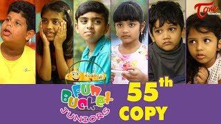 Fun Bucket JUNIORS | Episode 55 | Kids Funny Videos | Comedy Web Series | By Sai Teja - TeluguOne