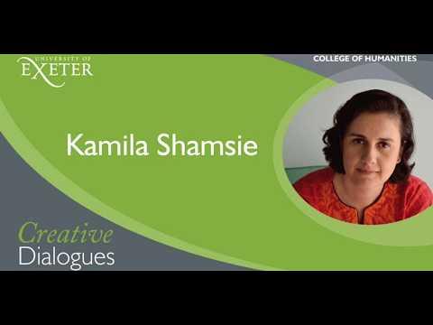 Creative Dialogues - Kamila Shamsie