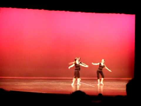 The Valley Song (Jars of Clay) - Carrie Boudreau, choreographer