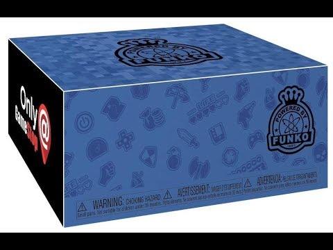 3409514e4e3 Black Friday 2017 Gamestop Funko Mystery Box Unboxing - YouTube