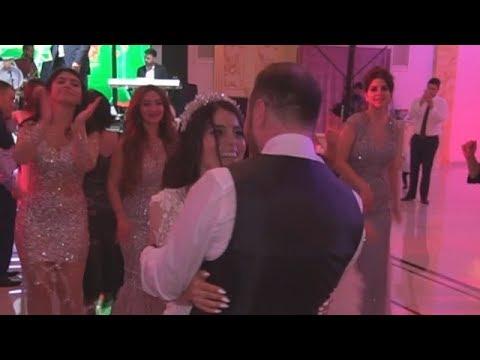 Армен Саргсян на шикарной свадьбе Давида и Лианы